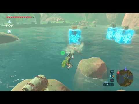 Underwater Bug Deep in the Jungle! The Legend of Zelda: Breath of the Wild