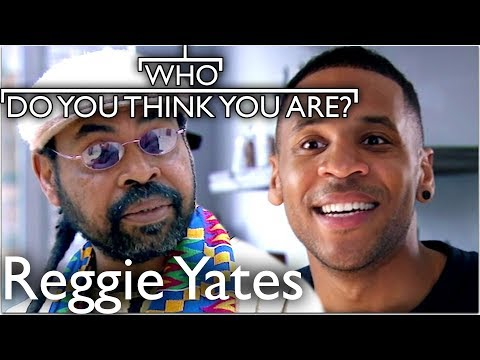 Reggie Yates Learns About Mixed Heritage | Who Do You Think You Are
