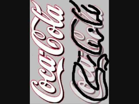 The hidden secrete behind the Coca-Cola label!!! - YouTube