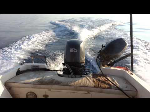 Yamaha f60 cold start doovi for Yamaha outboard break in procedure