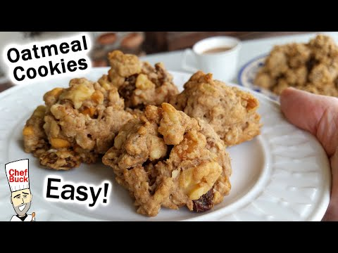 easy-oatmeal-cookie-recipe