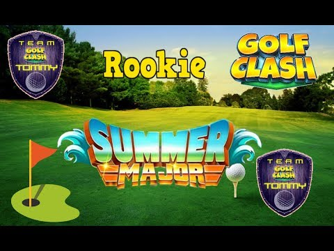 Golf Clash tips, Hole 1 - Par 4, Summer Major Tournament - Porthello Cove! Rookie - GUIDE/TUTORIAL