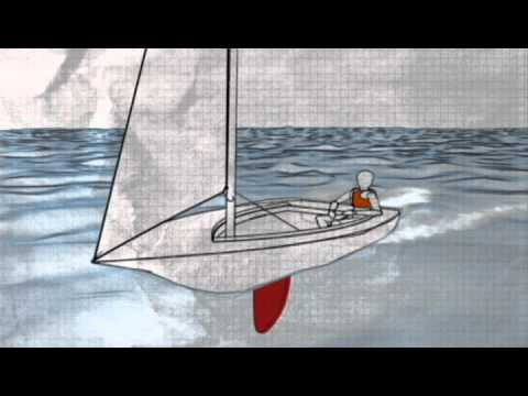 What are the Parts of a Sailboat  Design Squad  YouTube