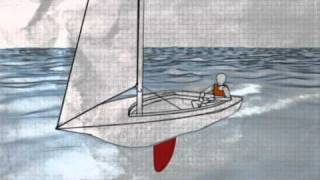 Dsn Animations: What Are The Parts Of A Sailboat?