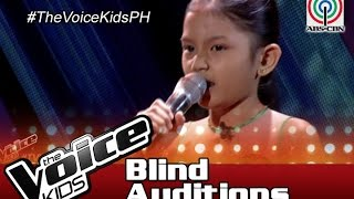 the voice kids philippines 2016 blind auditions i m in love with a monster by princess