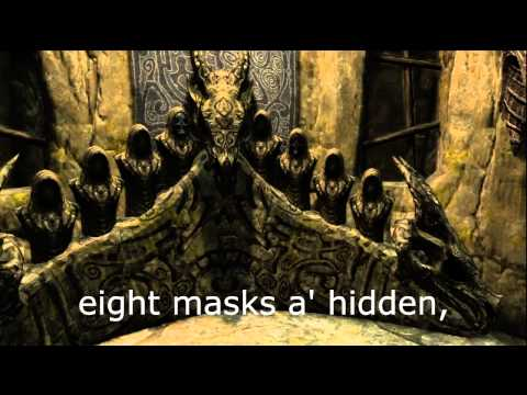 Twelve Days of Skyrim (Christmas Song Parody)