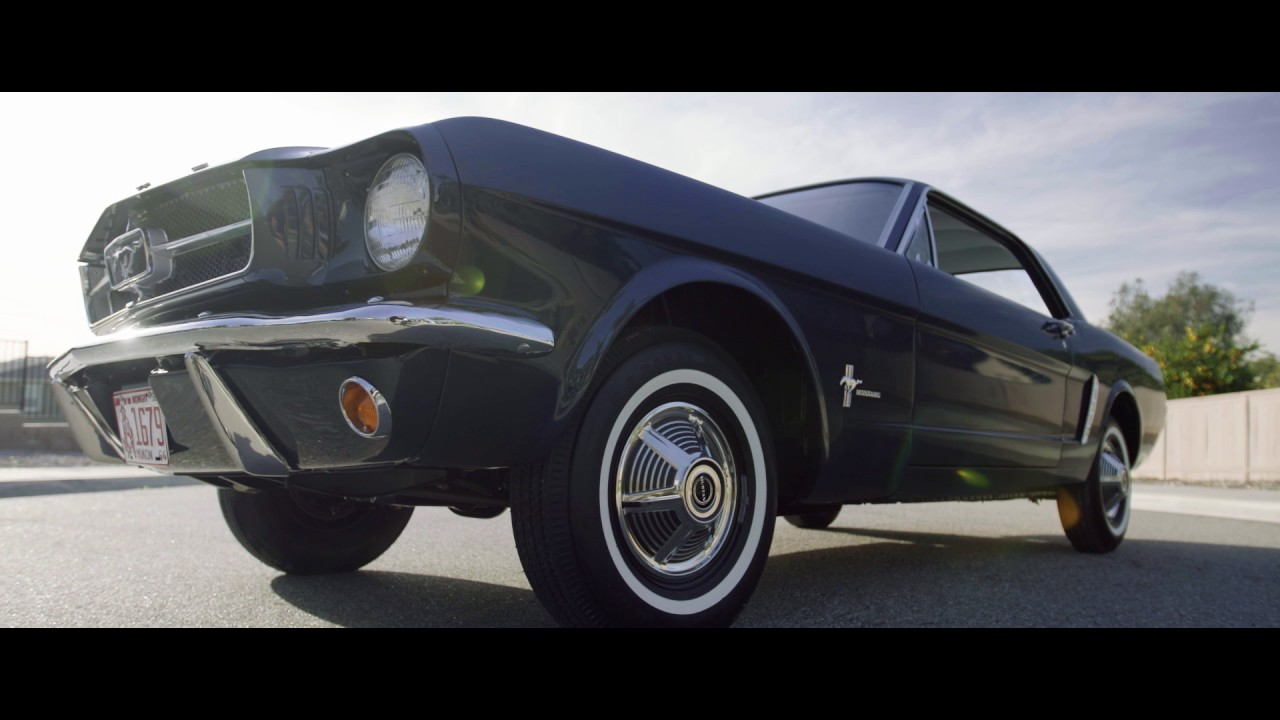 1965 ford mustang serial no 00002 mecum indy 2017 youtube