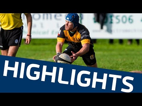 BT Premiership & Nat 1 Highlights