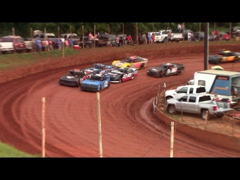 Winder Barrow Speedway Modified Street 8/6/16