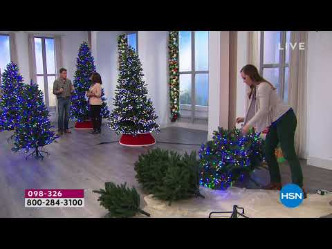 Hsn O Christmas Tree 11 01 2018 03 Am Youtube