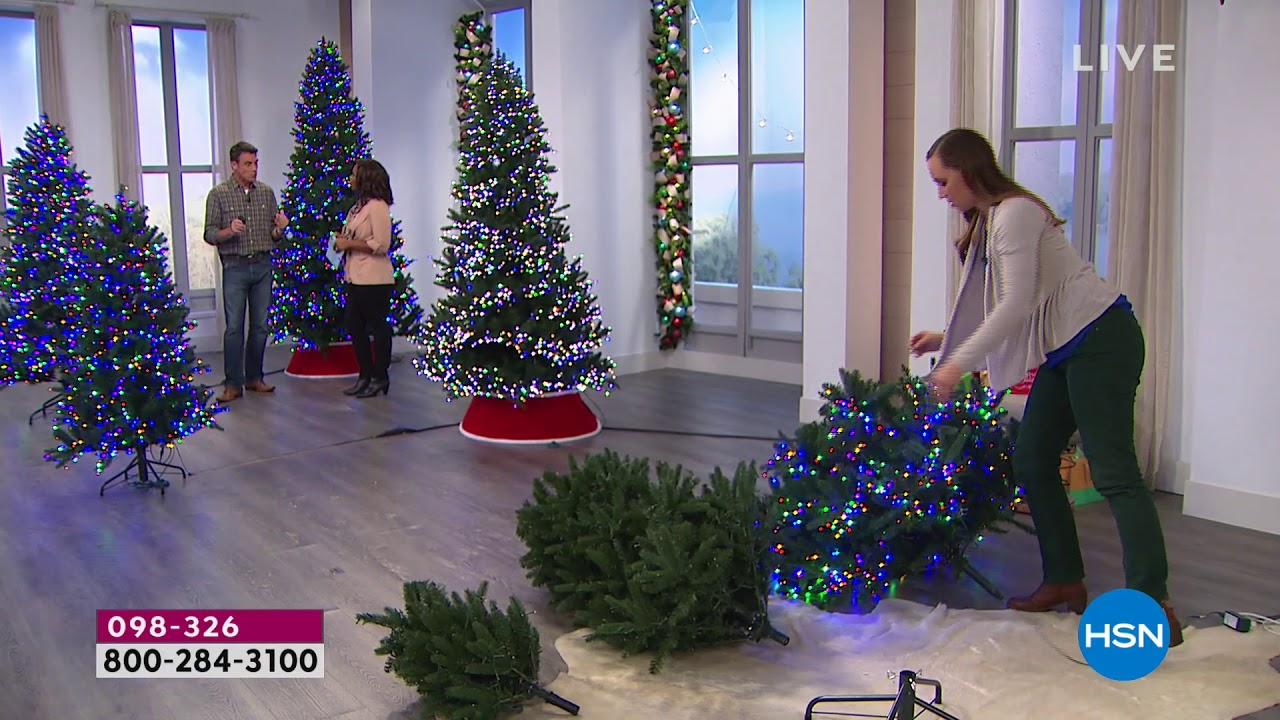 Hsn O Christmas Tree 11 01 2018 03 Am Youtube