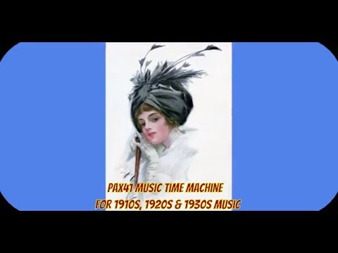 1910s Music 1916 Anna Wheaton  Oh I Want To Be Good But My Eyes Wont Let Me