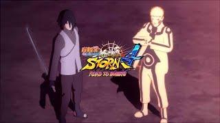 НАРУТО И САСКЕ ПРОТИВ МОМОШИКИ Последний удар Боруто! Naruto Storm 4 Путь Боруто Русские субтитры