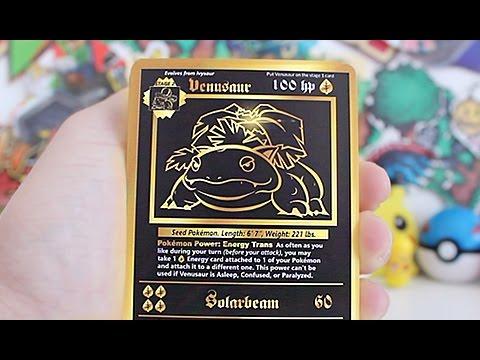 *RARE* Never Seen Pokemon Cards