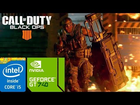 Call of Duty Black Ops 4 - BlackOut Beta (Battle Royale) (GT 740M/GT 825M/GT 920M) [Potato]