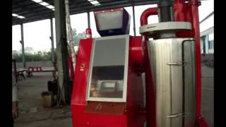 Video of  QY 30 mini type cable recycling machine clip 1 Thumbnail