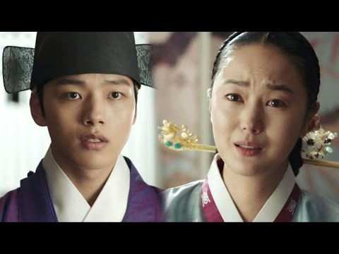 Yoon Jin Seo asks desperately Yeo Jin Goo