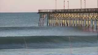 Two Winter Days In Surf City, North Carolina