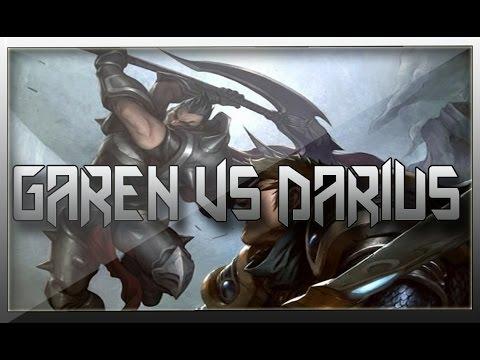 S5 ARAM 1V1 - Demacia [ Garen ] VS Noxus [ Darius ]