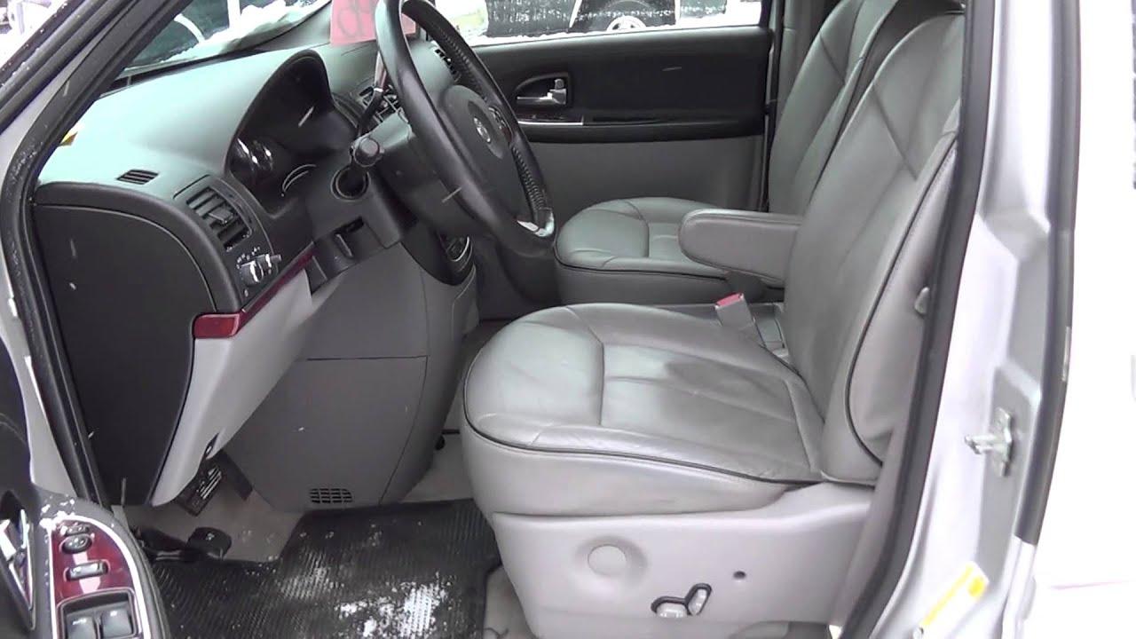 2006 buick terraza cxl   loaded mini van   for sale in