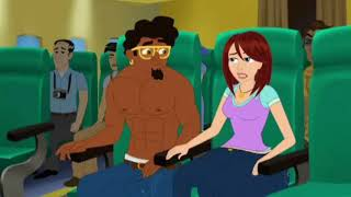 The Dating Guy Se2 - Ep4 AssPocalypse Now - Screen 04