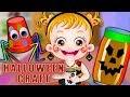 Baby Hazel Halloween Crafts Game Movie by Baby Hazel Games   Halloween Crafts Ideas for Kids