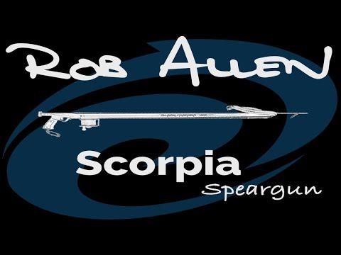 Rob Allen Scorpia Speargun
