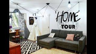 Home Tour / В гости к Оксане Матяш