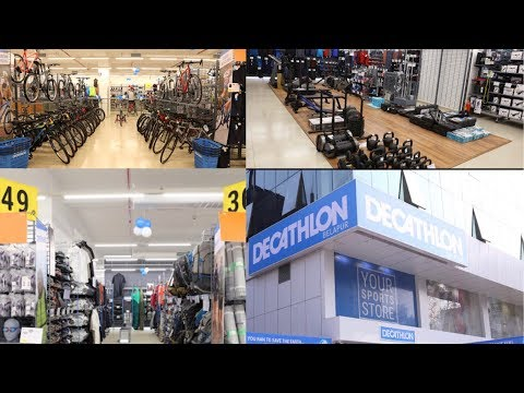 Decathlon Store Experience | Exploring Decathlon | India's cheapest sport's equipments | Navi Mumbai