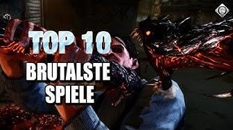Die brutalsten Spiele | Top 10