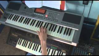 Ghost River (Nightwish keyboard cover)