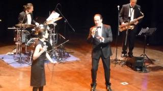 STRANGERS IN THE NIGHT- Massimo Lopez and Jazz Company ad Aosta il ...