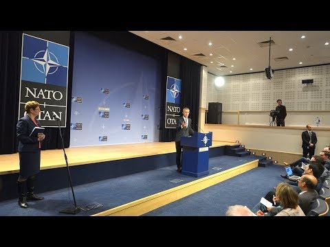 NATO Secretary General, Final Press Conference at Foreign Ministers Meeting, 6 DEC 2017, 1/2