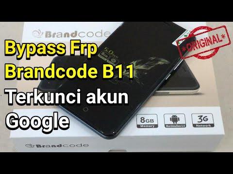Cara Bypass Frp Akun Google Brandcode B11 Lupa Akun Gmail Google