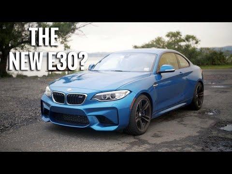BMW M2 Review - The Modern BMW E30?