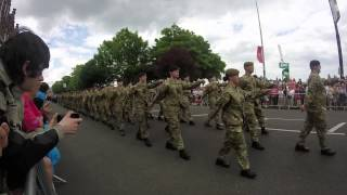 cleethorpes armed forces day