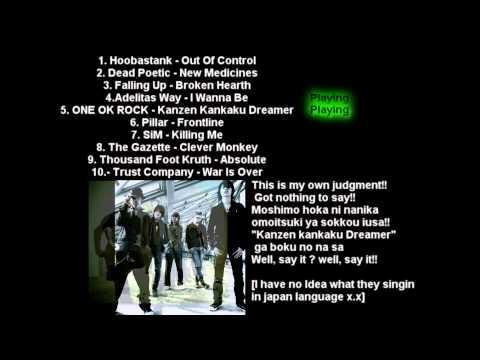 My favorite 2011 alternative rock songs + Lyrics inside