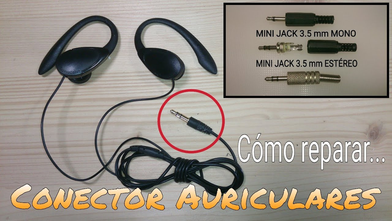 Conector Auriculares Iphone