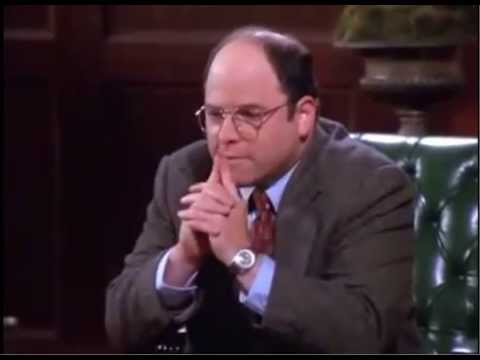 George Costanza interviews Scholarship Candidates