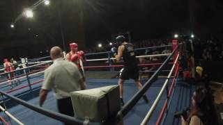 Ultra White Collar Boxing bournemouth | ring 3 | Fight 16