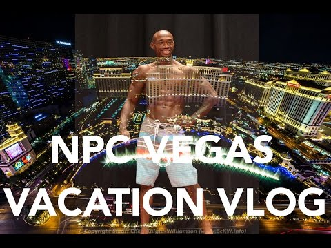 NPC USA VEGAS VACATION VLOG