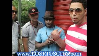El Combo Villano Music Apoyando A El Clan Lirical
