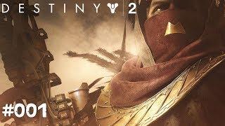 Destiny 2: Fluch des Osiris #01 - Osiris & die Vex - Let's Play Destiny 2 Deutsch / German