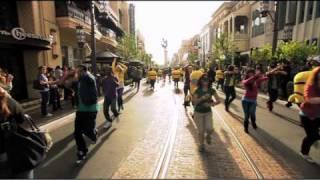Grusomme Mig - Flash Mob