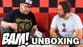 Bam Box Horror Unboxing May 2018 - Horror Subscription Box