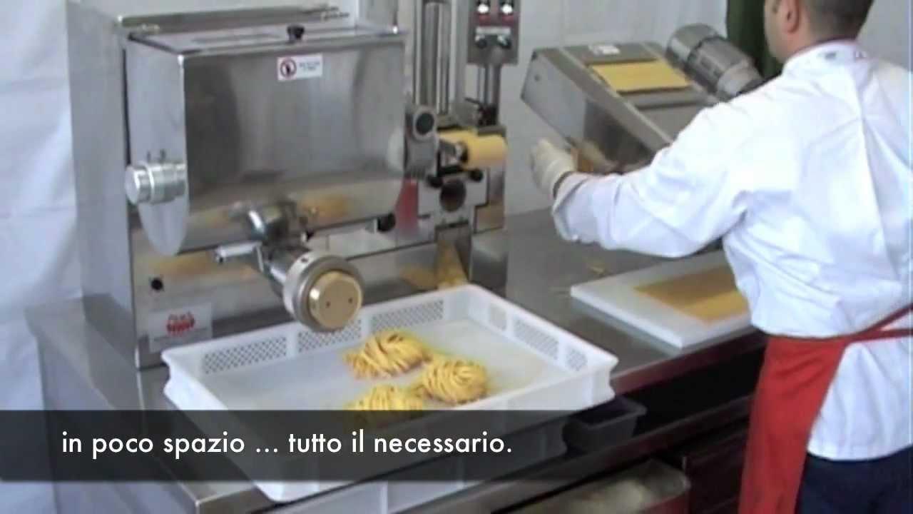 Pastation la macchina combinata per pasta fresca per - Macchina per pasta fresca in casa ...