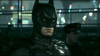 Batman: Arkham Knight (PC)(The Dark Knight Suit Walkthrough)[Part 2] - Ace Chemicals