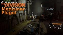 The Division - Mediziner Flügel [German][PS4] Open Beta