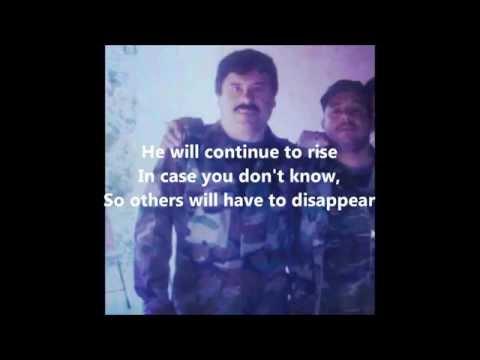 "[English lyrics] Ariel Nuño - ""El Mas Buscado (Chapo Guzman)"" (10 best narcocorridos 5/10)"