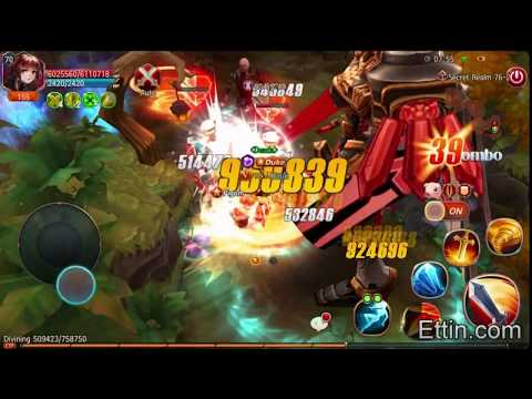Sword of Chaos, Beat Tauris Secret Realm Floor 76. /w Dubstep backgroud music. By Ettin Deads. SoC